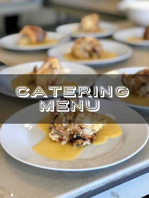 Just Catering by Orr Catering Menu